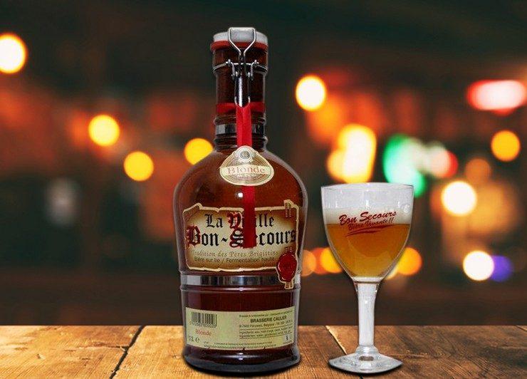 Пиво Vieille Bon Secours