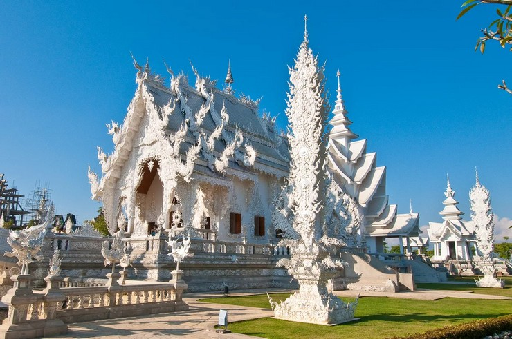 Белый храм (Чианграй, Таиланд)