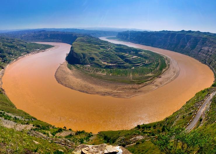 Хуанхэ или Желтая река