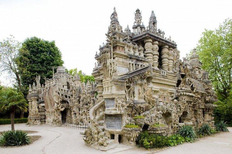 Идеальный дворец Фердинанда Шеваля