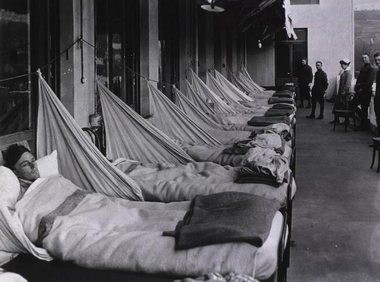 Испанский грипп или Испанка