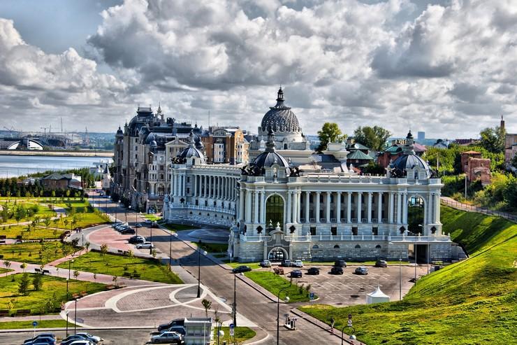 Казань приобрела богатейшую историю и вошла в перечень объектов культурного мирового наследия ЮНЕСКО