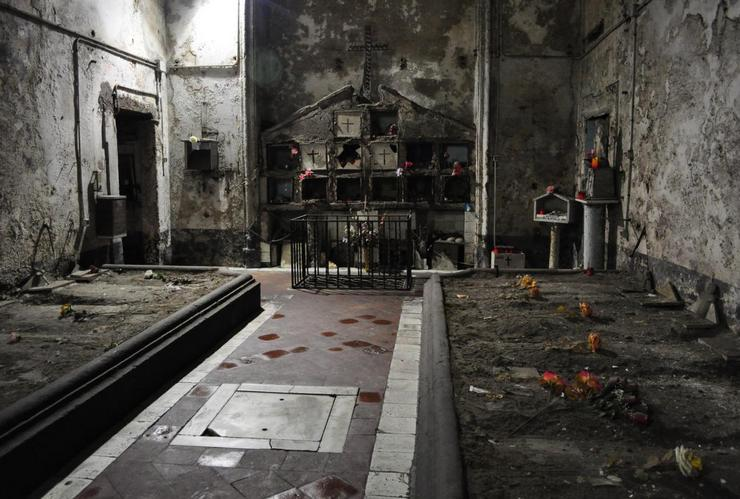 Музей расположен в Риме и находится в здании церкви.