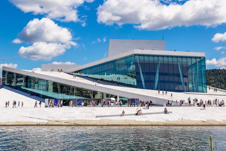 Театр оперы и балета (Осло, Норвегия)