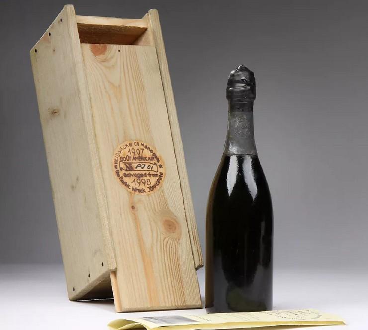 Игристое вино Piper-Heidsieck