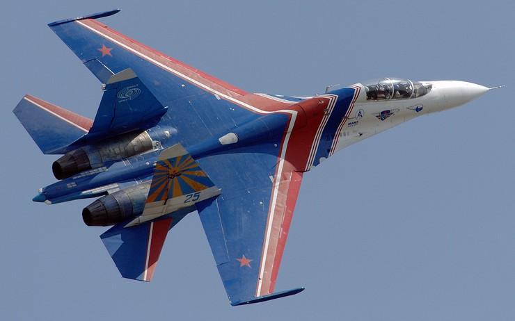 Су-27 модернизировался и усовершенствовался, что позволило приблизиться к рубежу 2,35 Маха