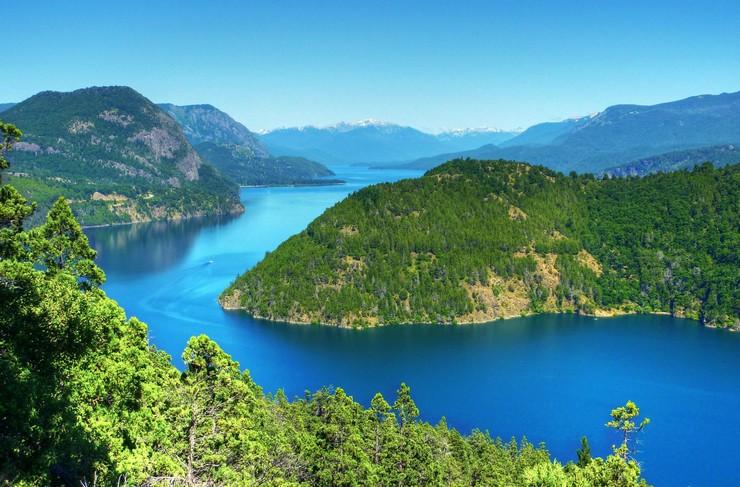 Озеро Сам-Мартин