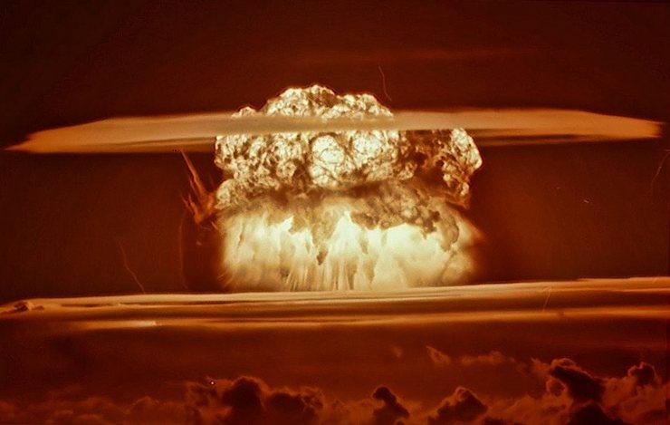 Ядерный взрыв Castle Romeo