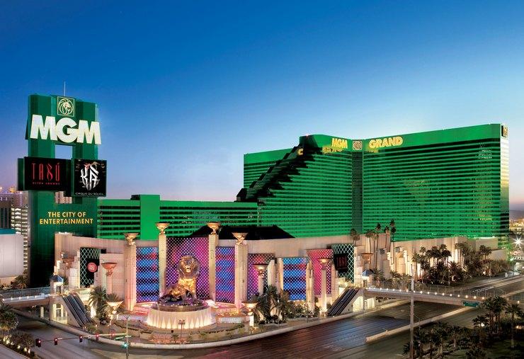 Казино MGM Grand