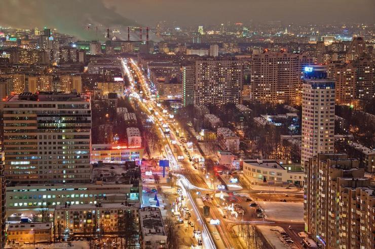 ул. Профсоюзная, Москва