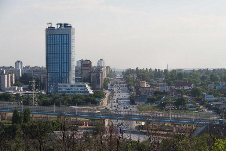 Вторая продольная, Волгоград