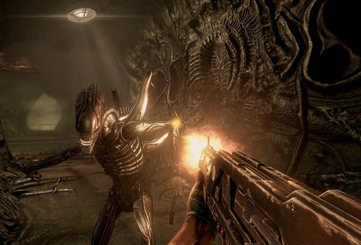 Игра Aliens versus Predator 3
