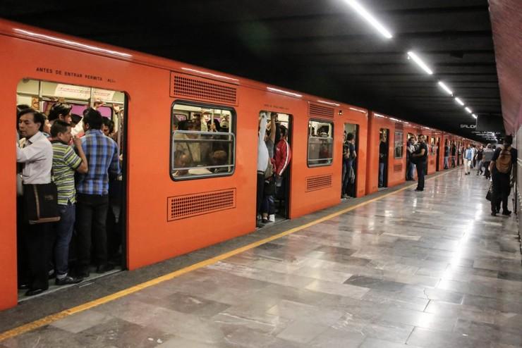 Метро Мехико