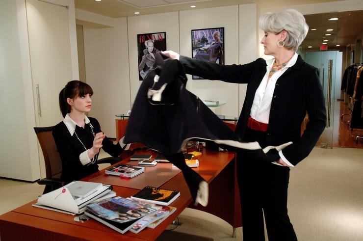 Дьявол носит Prada (2006 год)