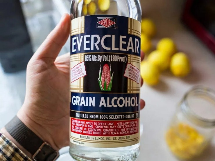 Ликер Everclear