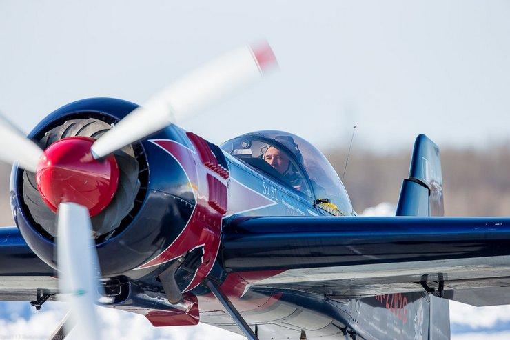 Авиационный спорт