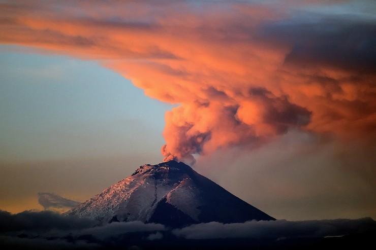 Вулкан-гигант Мауна-Лоа