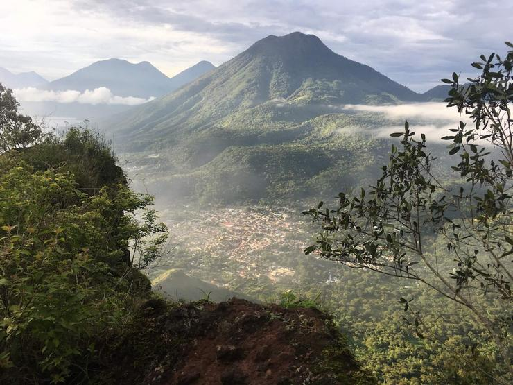Вулкан Сан-Педро