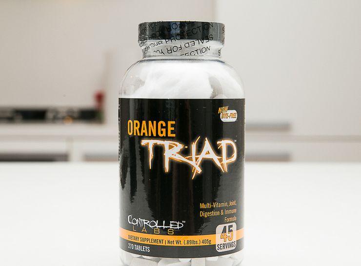 Orange Triad Controlled Labs