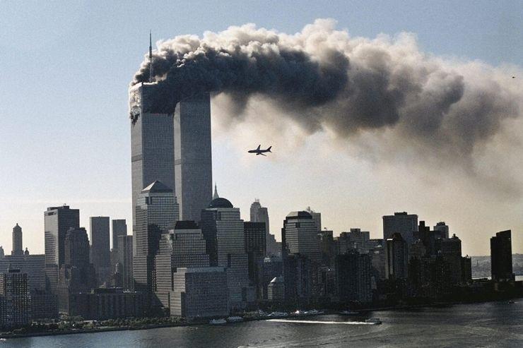 США, 11 сентября 2001, 2977 жертв
