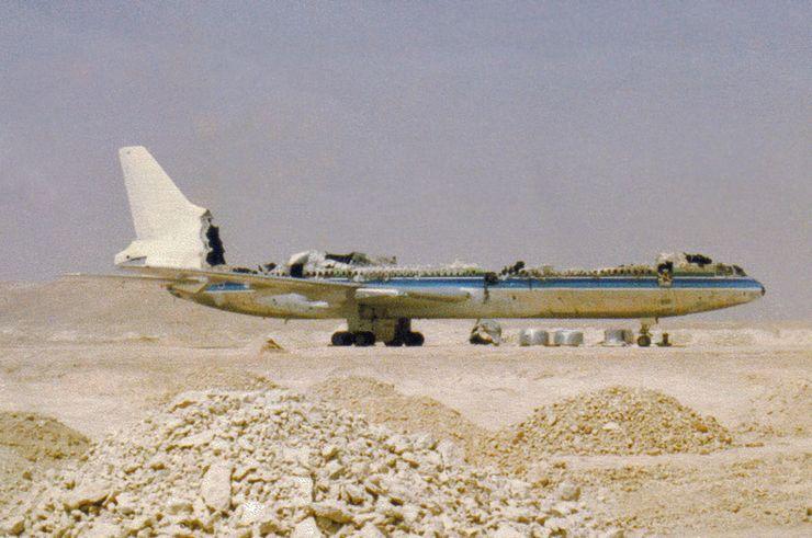 Ближний Восток, 19 августа 1980, 297 жертв