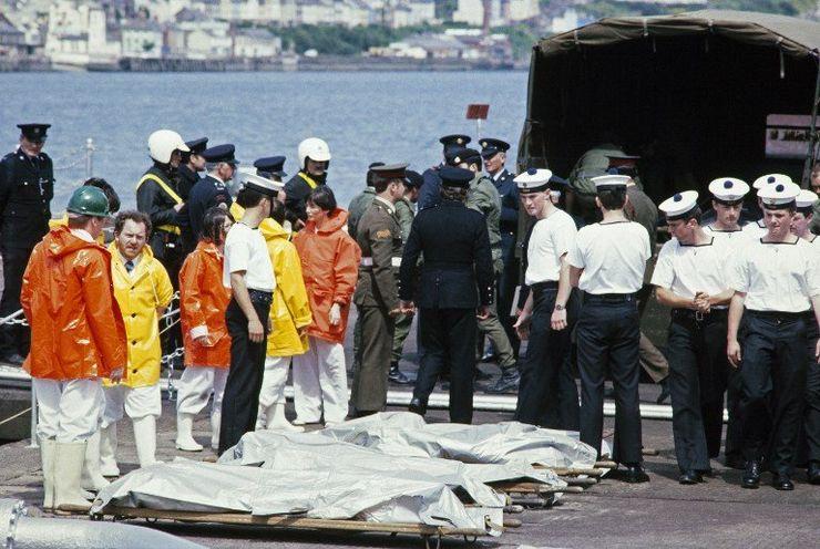 Ирландия, 23 июня 1985, 329 жертв
