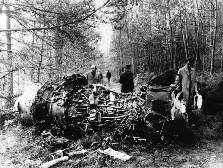 Франция, 3 марта 1974, 334 жертвы