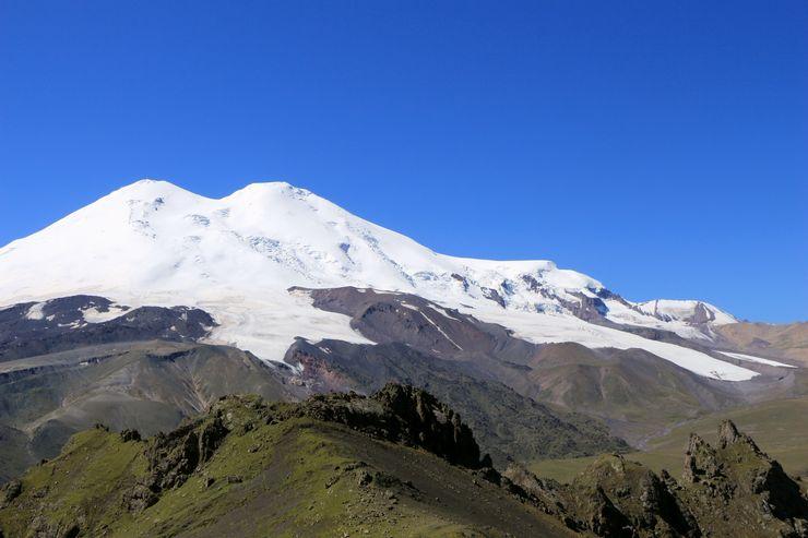 Эльбрус гора