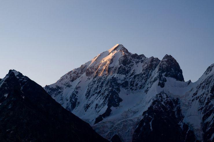 Гора Коштантау