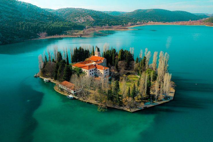 Висовац, Хорватия