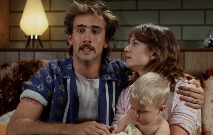 Воспитание Аризоны (1987)