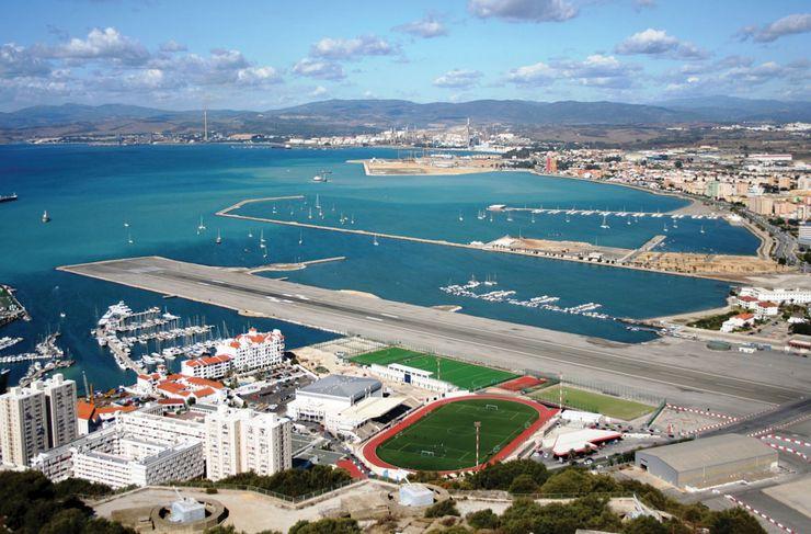 Международный аэропорт Гибралтар