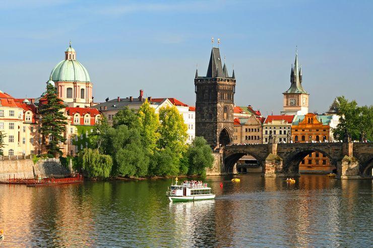 Чехия и Словакия (1993 г.)